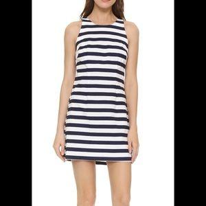 BB Dakota Striped Blue Robinston Dress